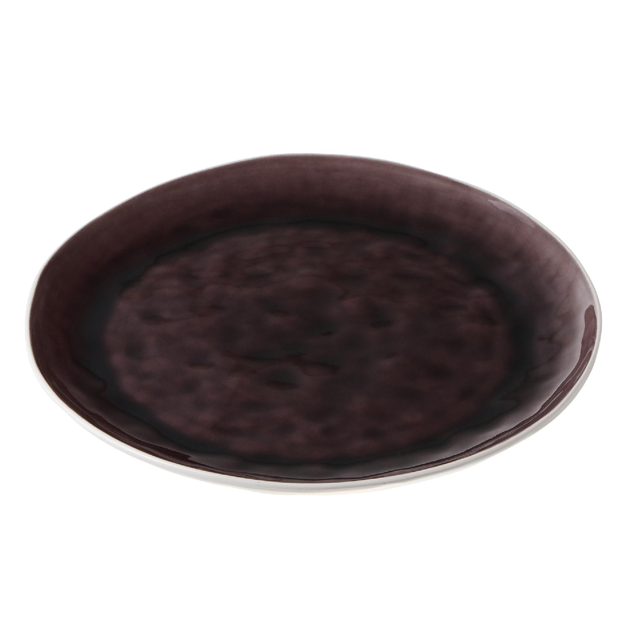 Блюдо Villa Collection круглое пурпур 32 см