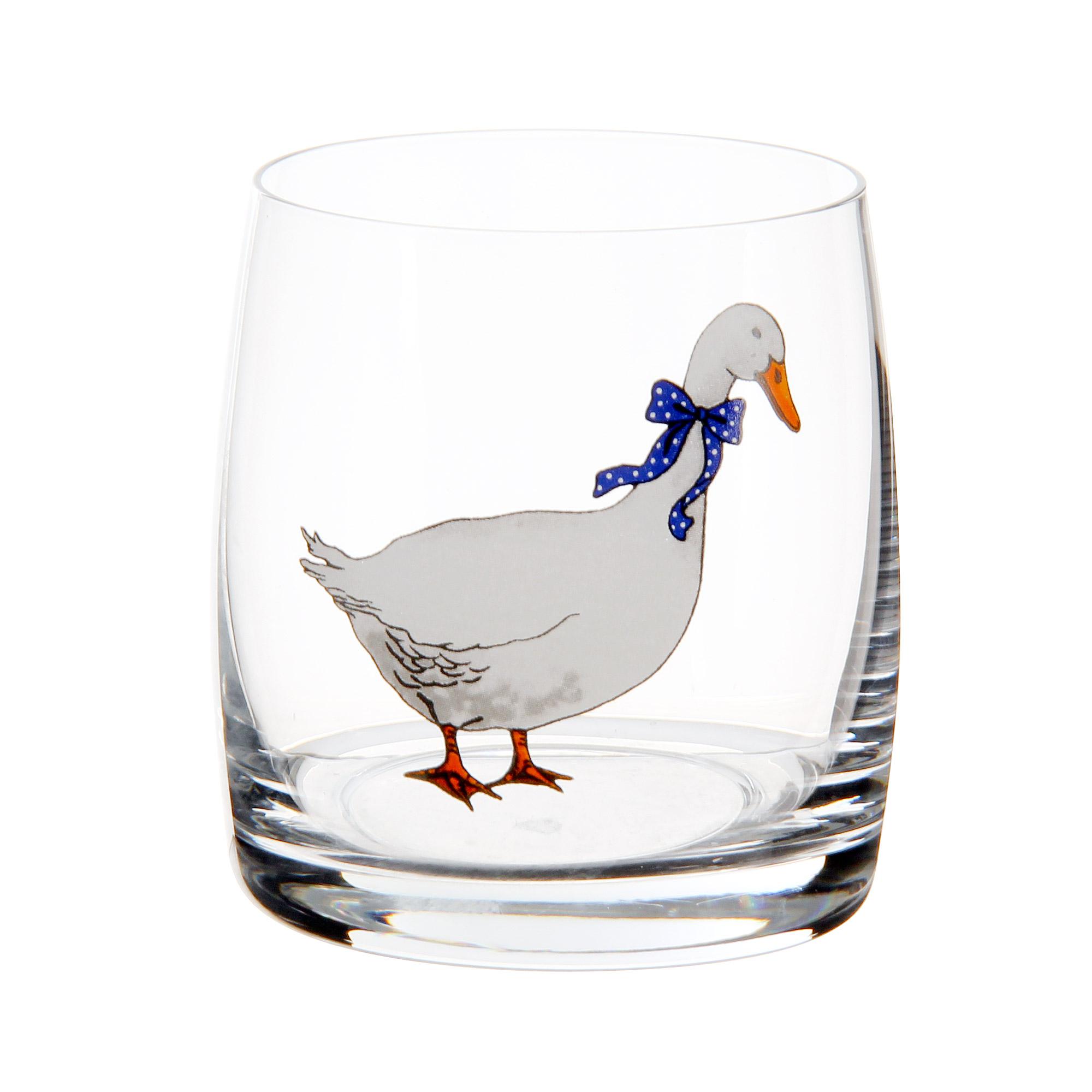 Набор стаканов для виски Crystal Bohemia ideal 290мл 6шт