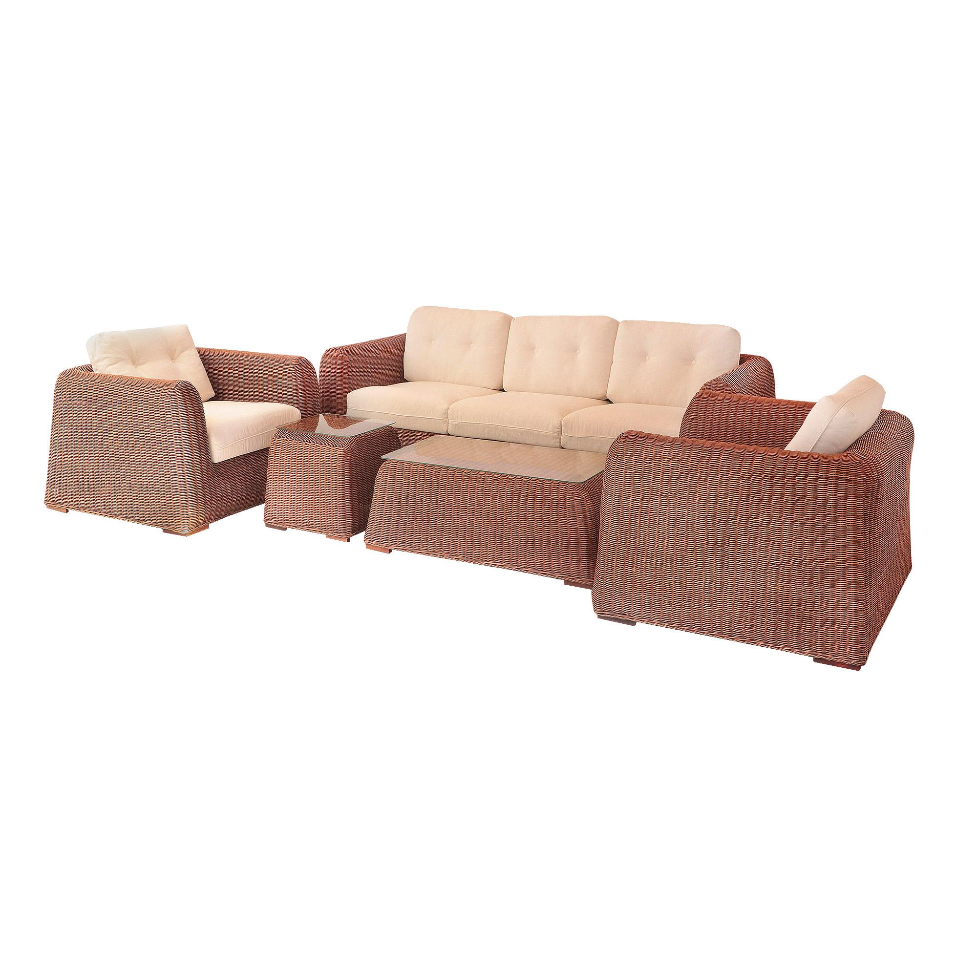 комплект мебели Joenfa Toronta 5 предметов 1001410013