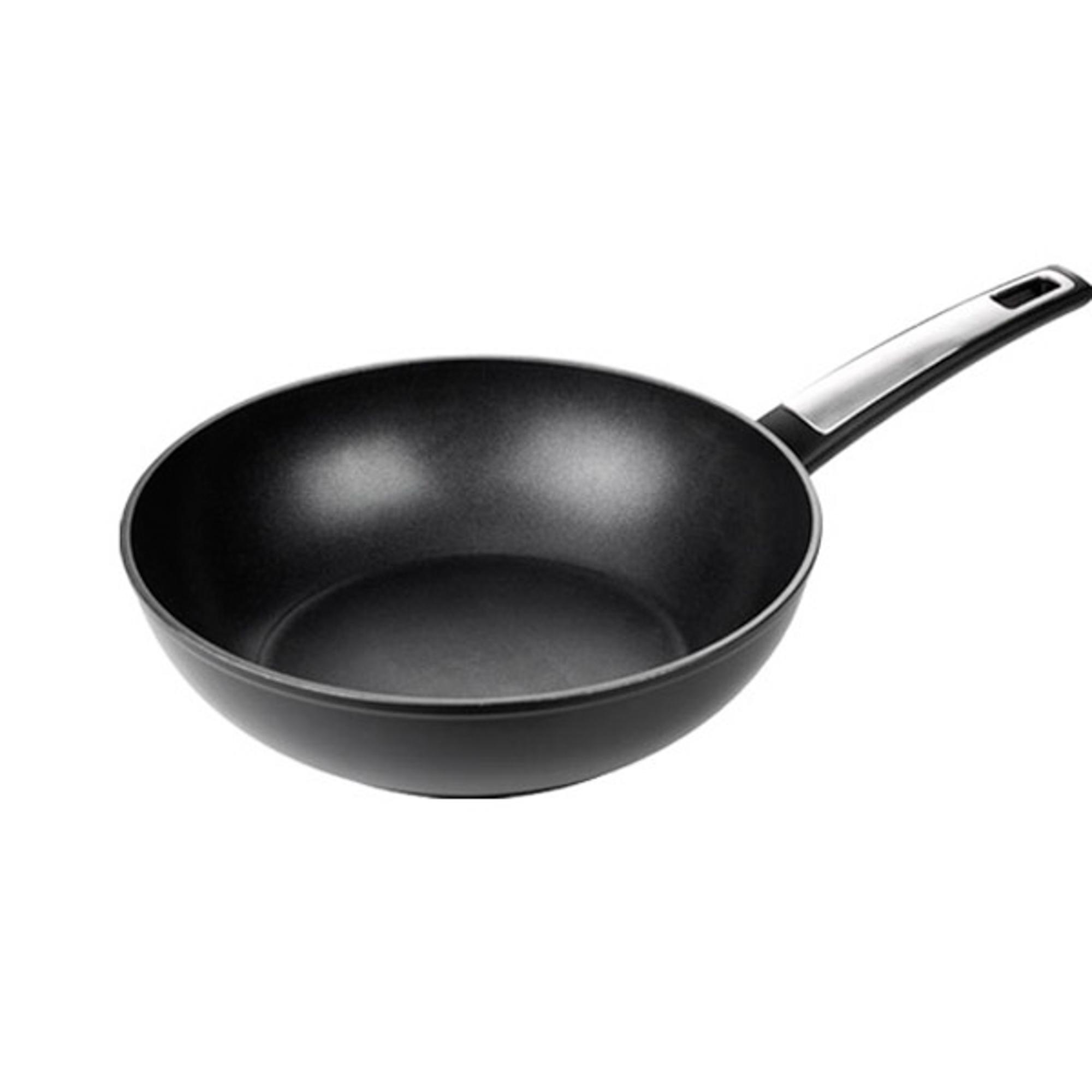 Купить Сковорода wok i-premium 28 см Tescoma, Чехия, сталь нержавеющая
