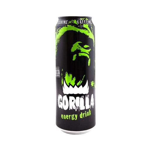Напиток энергетический Gorilla 450 мл