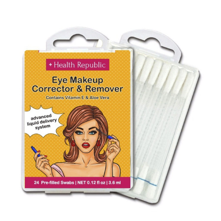 Ватные палочки Health Republic Make-up Remove