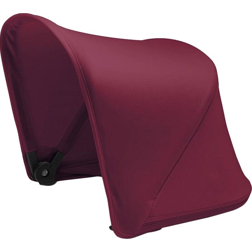 Купить Капюшон для коляски Bugaboo Fox Ruby Red, Китай, всесезонная, Детские коляски, автокресла и аксессуары