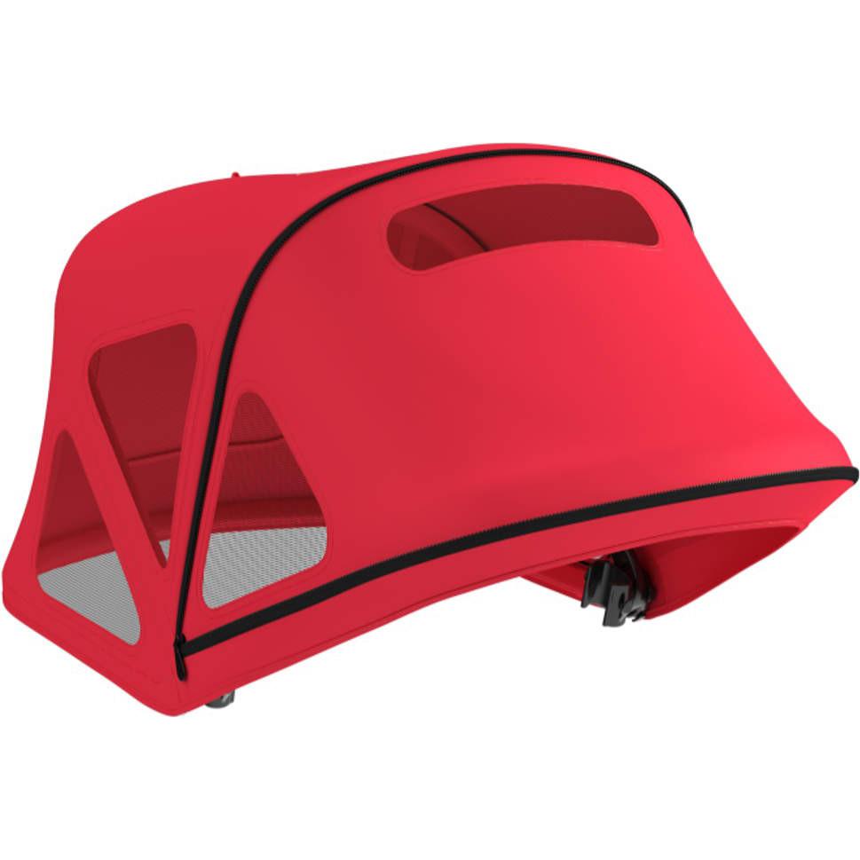 Купить Капюшон Bugaboo Fox/Сameleon Breezy Neon Red, Китай, летняя, Детские коляски, автокресла и аксессуары