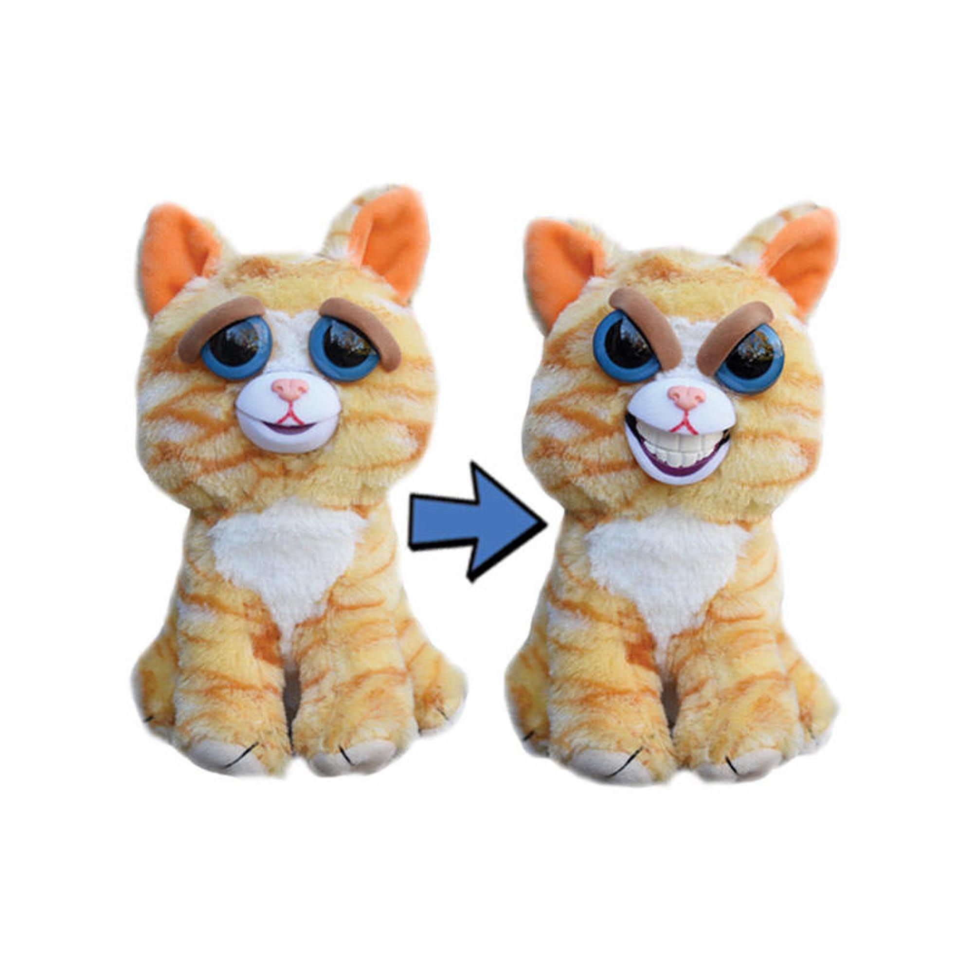 Кошка рыжая Feisty Pets 22 см