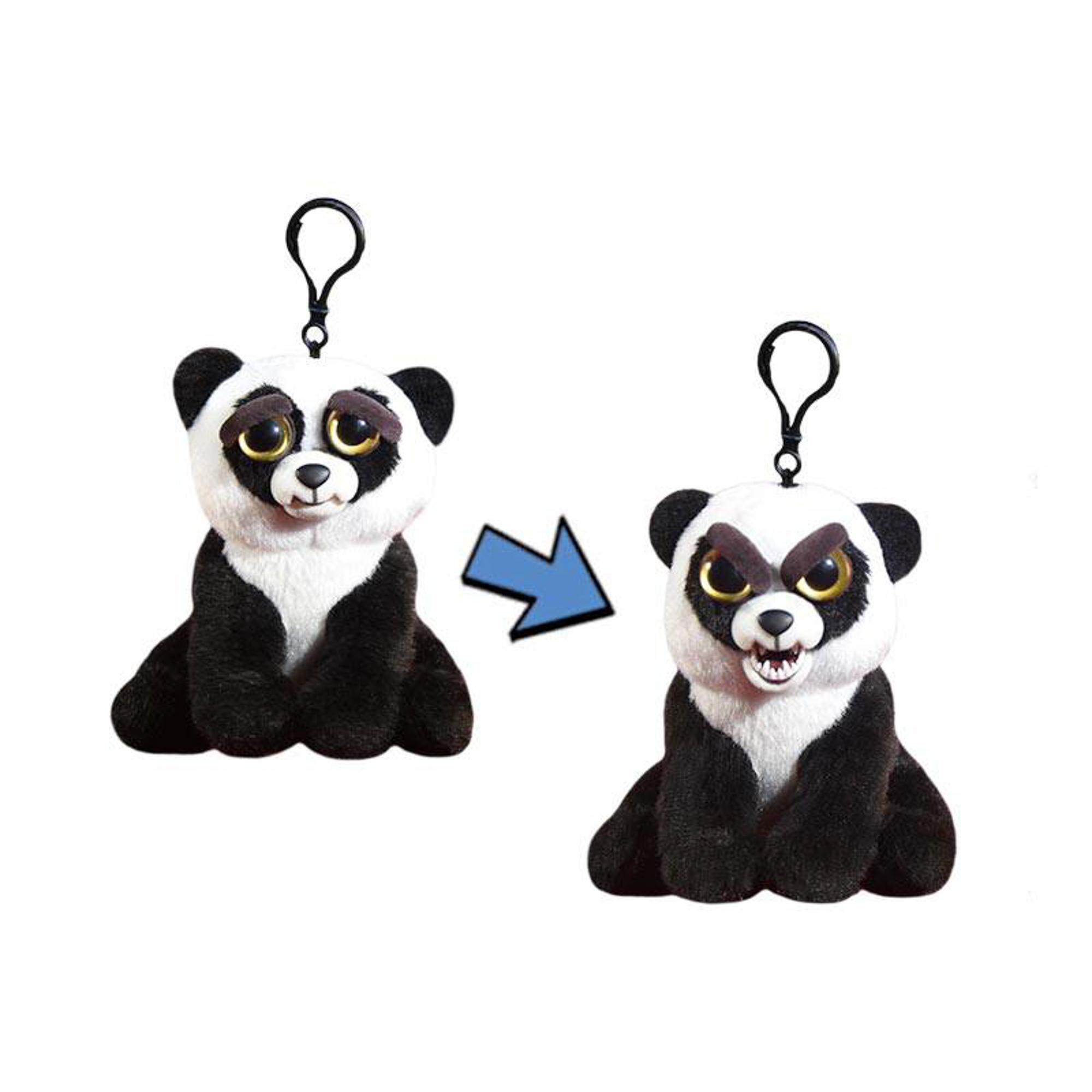 Панда Feisty Pets на карабине 11 см