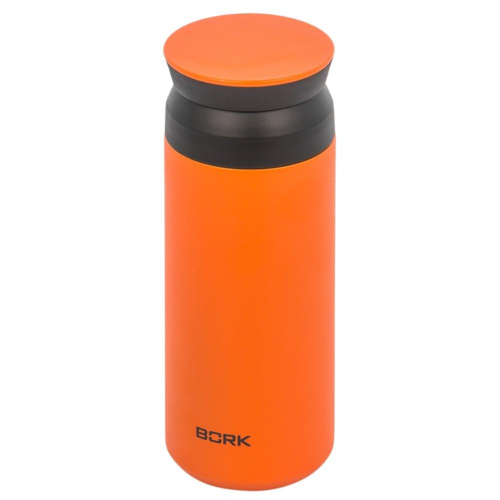 Термокружка Bork Home HT500 оранжевая 500 мл