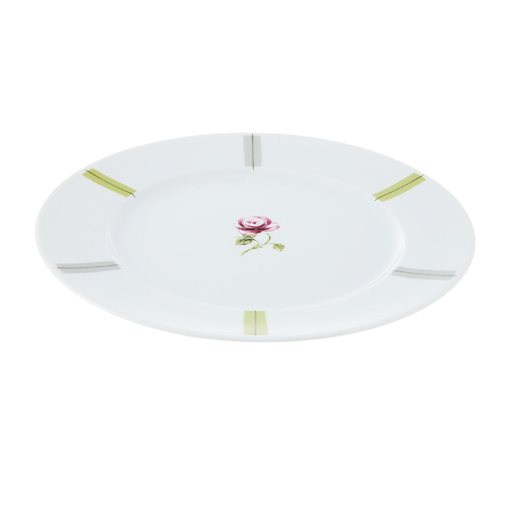 Тарелка плоская Yves De La Rosiere Cocooning 27 см тарелка плоская yves de la rosiere cocooning 27 см
