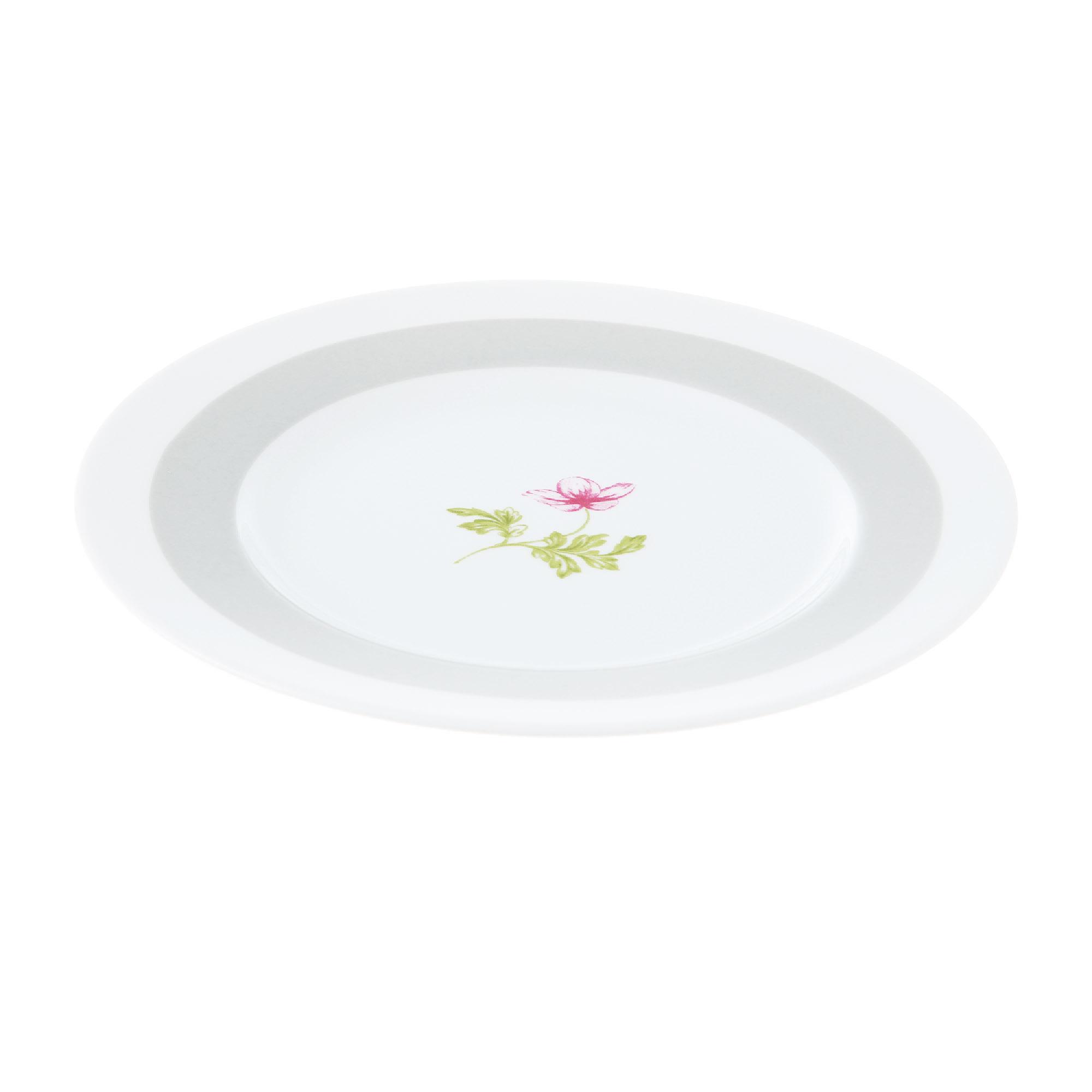 Тарелка десертная Yves De La Rosiere Cocooning 22 см тарелка плоская yves de la rosiere cocooning 27 см