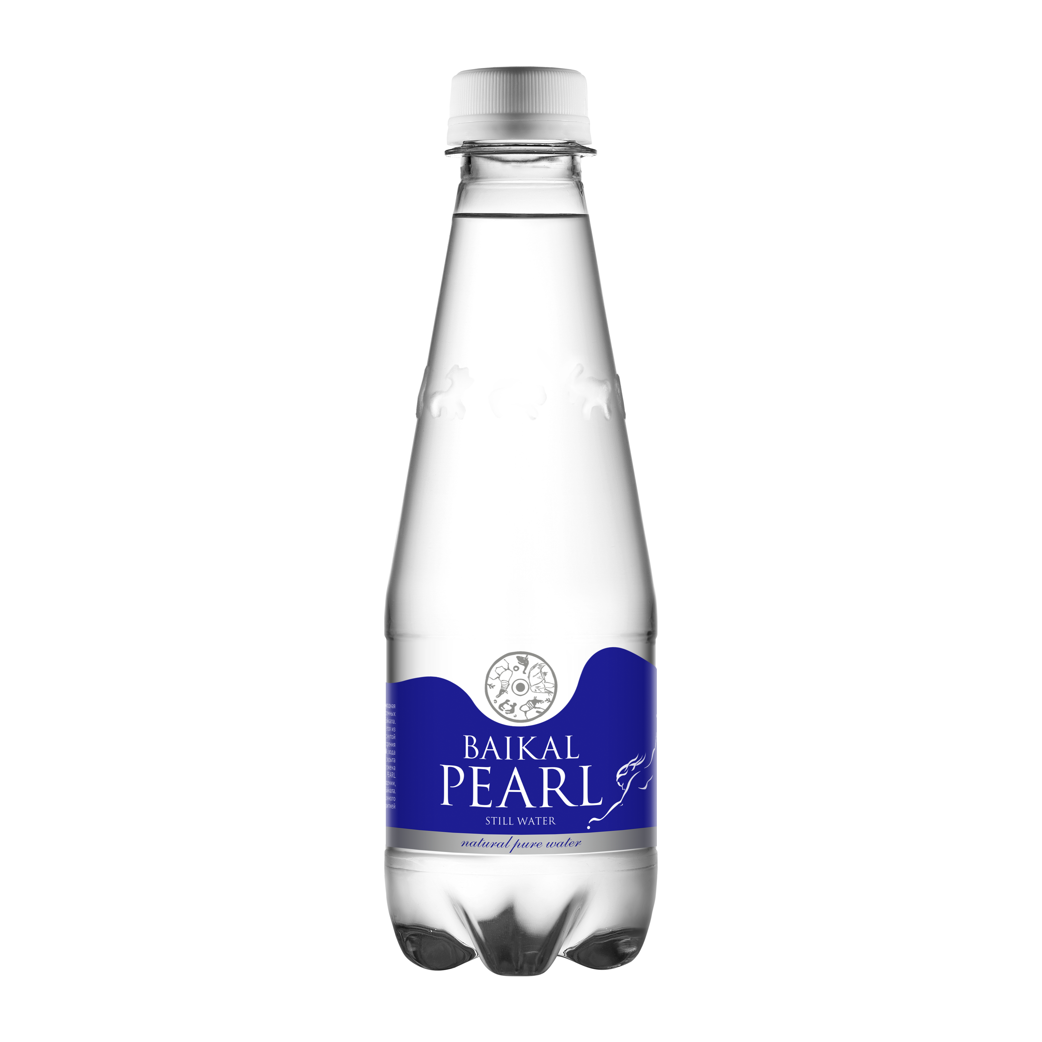 Вода питьевая Baikal Pearl негазированная 0,33 л