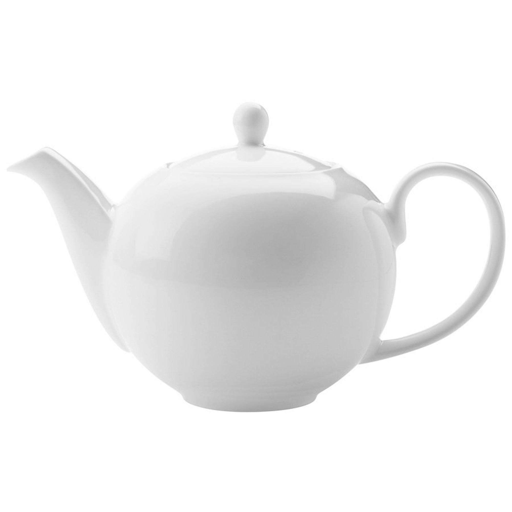 Чайник Maxwell & williams Белая коллекция 1 л фото