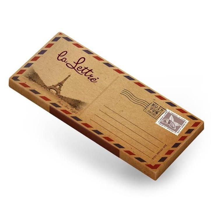 Шоколад горький La lettre 72% 90 г