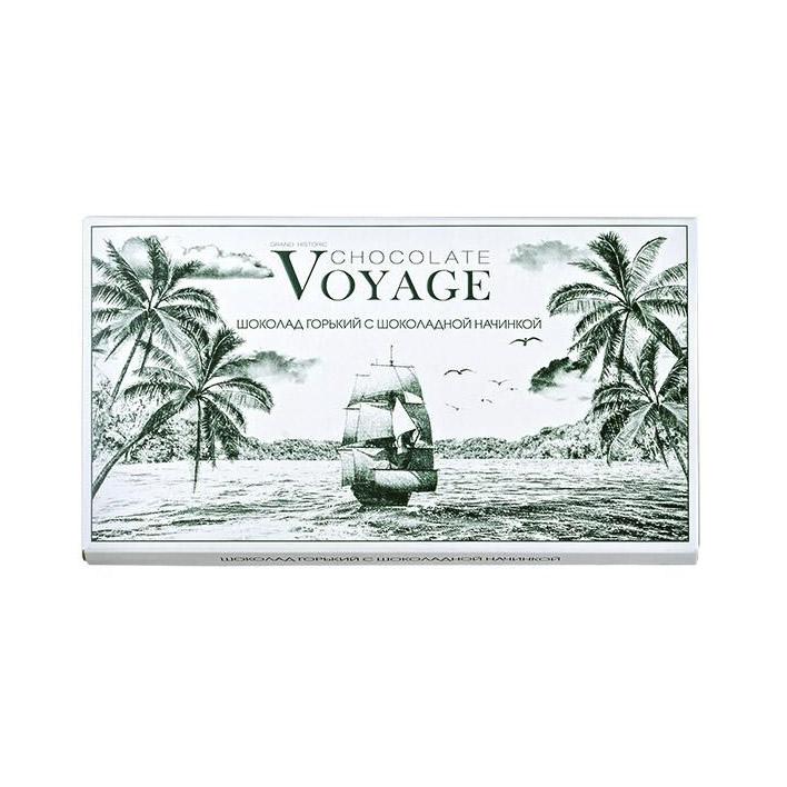 Шоколад горький Grand Historic Voyage 56% 200 г