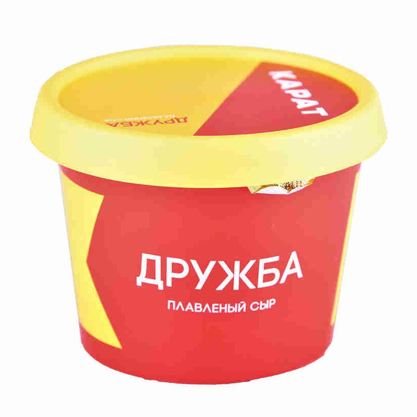 Сыр плавленый Карат Дружба 45% 230 г