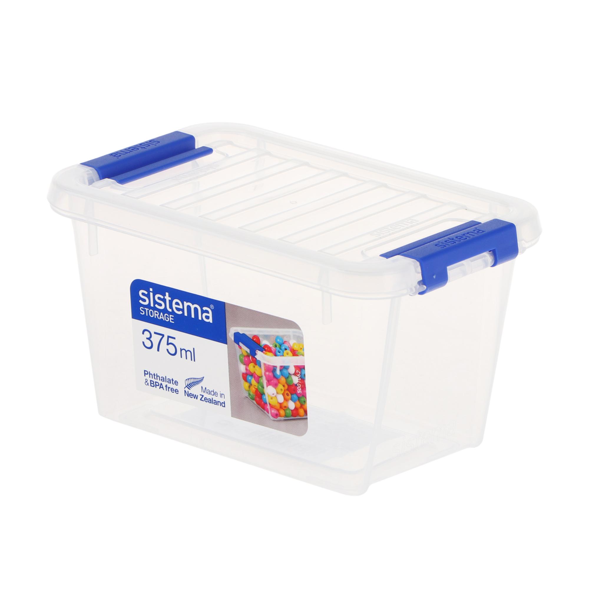 Контейнер 375мл Sistema storage