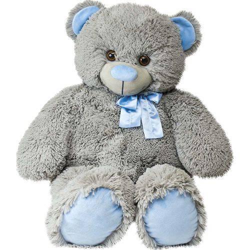 Мягкая игрушка Dream Makers медведь Сержик 48 см