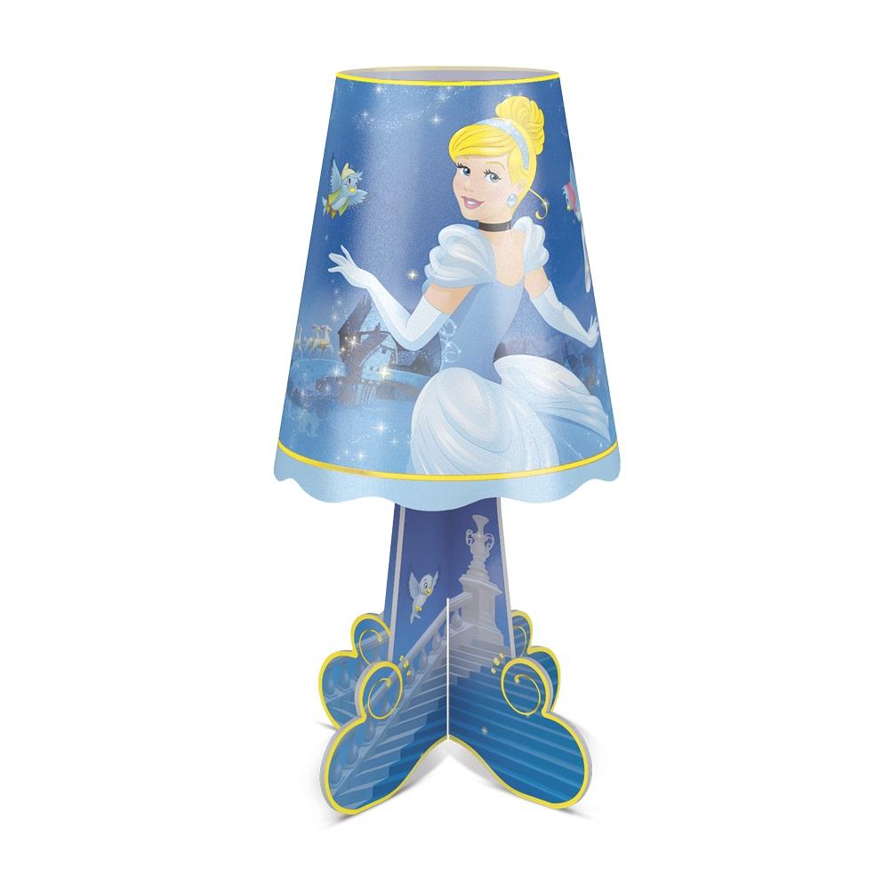 Ночник настольный ФОТОН  Disney Принцесса  Золушка.