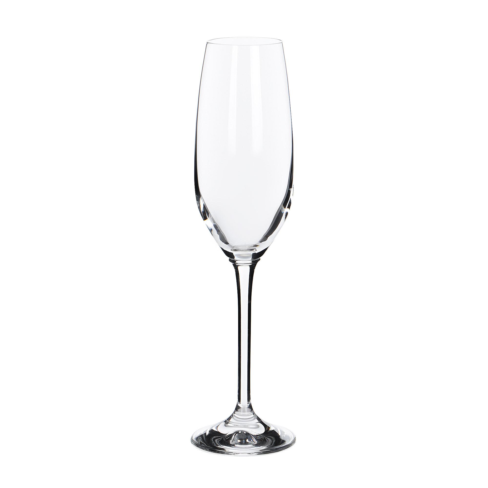 Фото - Набор бокалов для шампанского Rona Yarra 205 мл 6 шт набор бокалов rona celebration 400 мл 6 шт