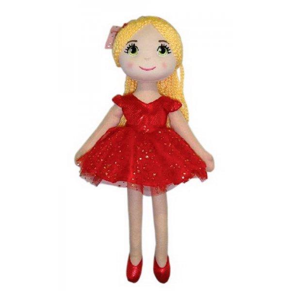 Купить Кукла Abtoys балерина в красной пачке 40 см, Китай, Куклы и пупсы