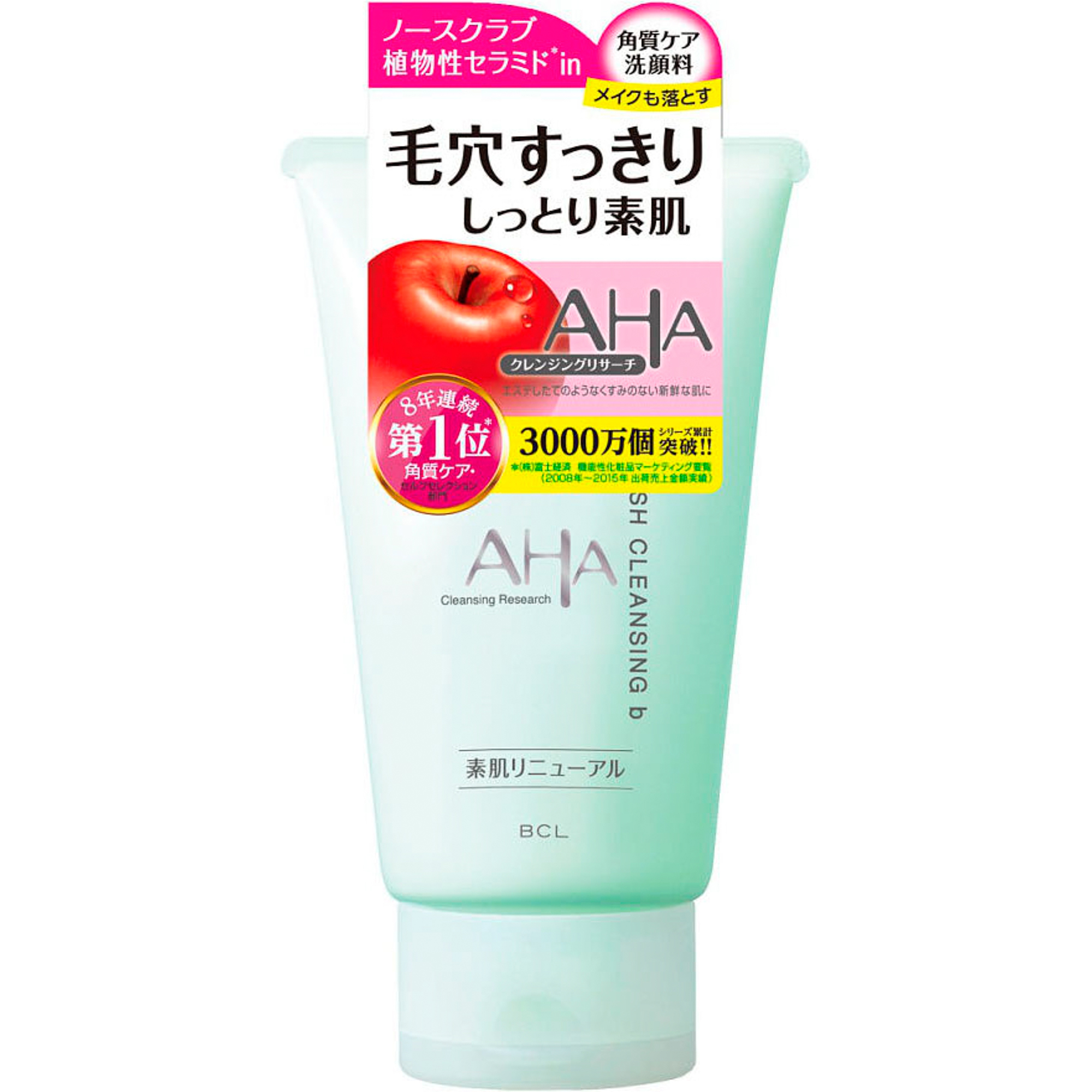 Пенка для лица очищающая с фруктовыми кислотами AHA Sensitive Cleansing Research, 120 г недорого