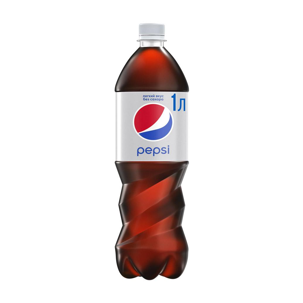 Напиток газированный Pepsi Light 1 л