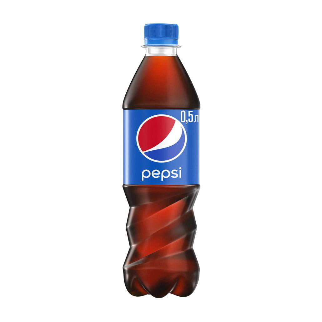 Напиток газированный Pepsi 0,5 л