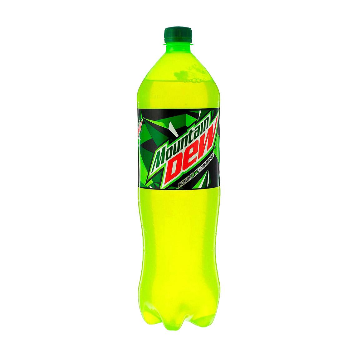 Напиток газированный Mountain Dew 1,5 л