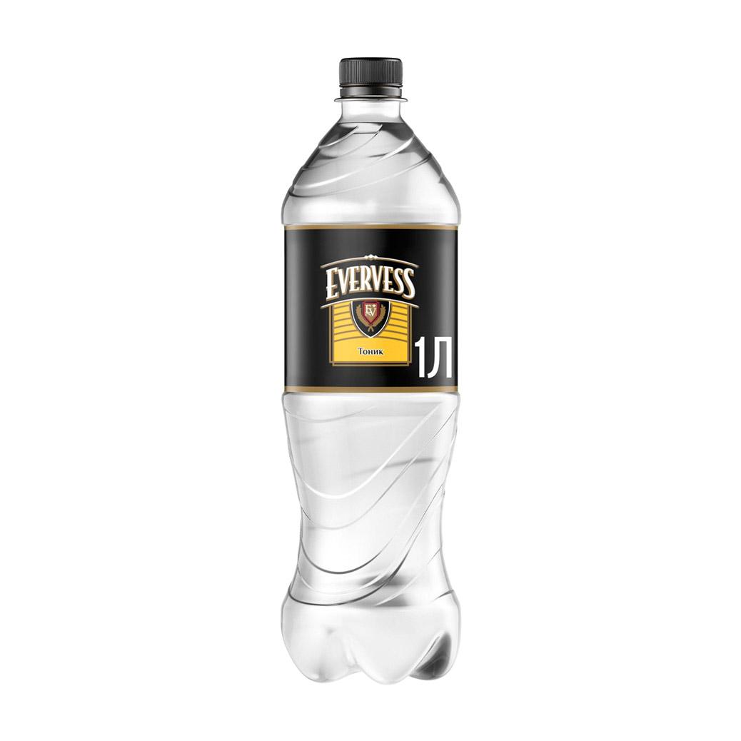 Напиток газированный Evervess Тоник 1 л напиток газированный laimon fresh 1 5 л