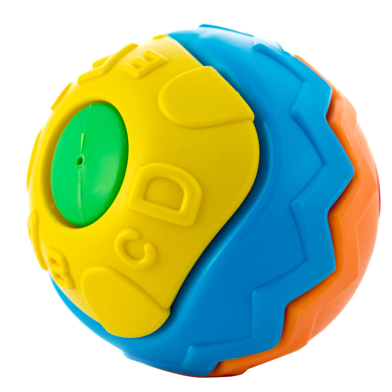 Развивающая игрушка ToysLab Мяч 3D 17 см.