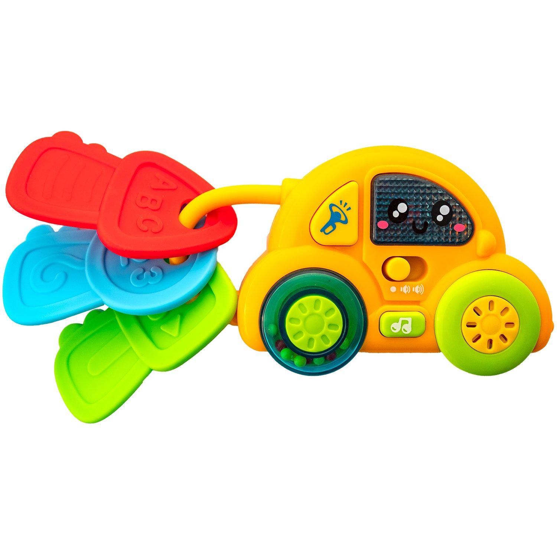 Музыкальная игрушка ToysLab Брелок-машинка (75040).