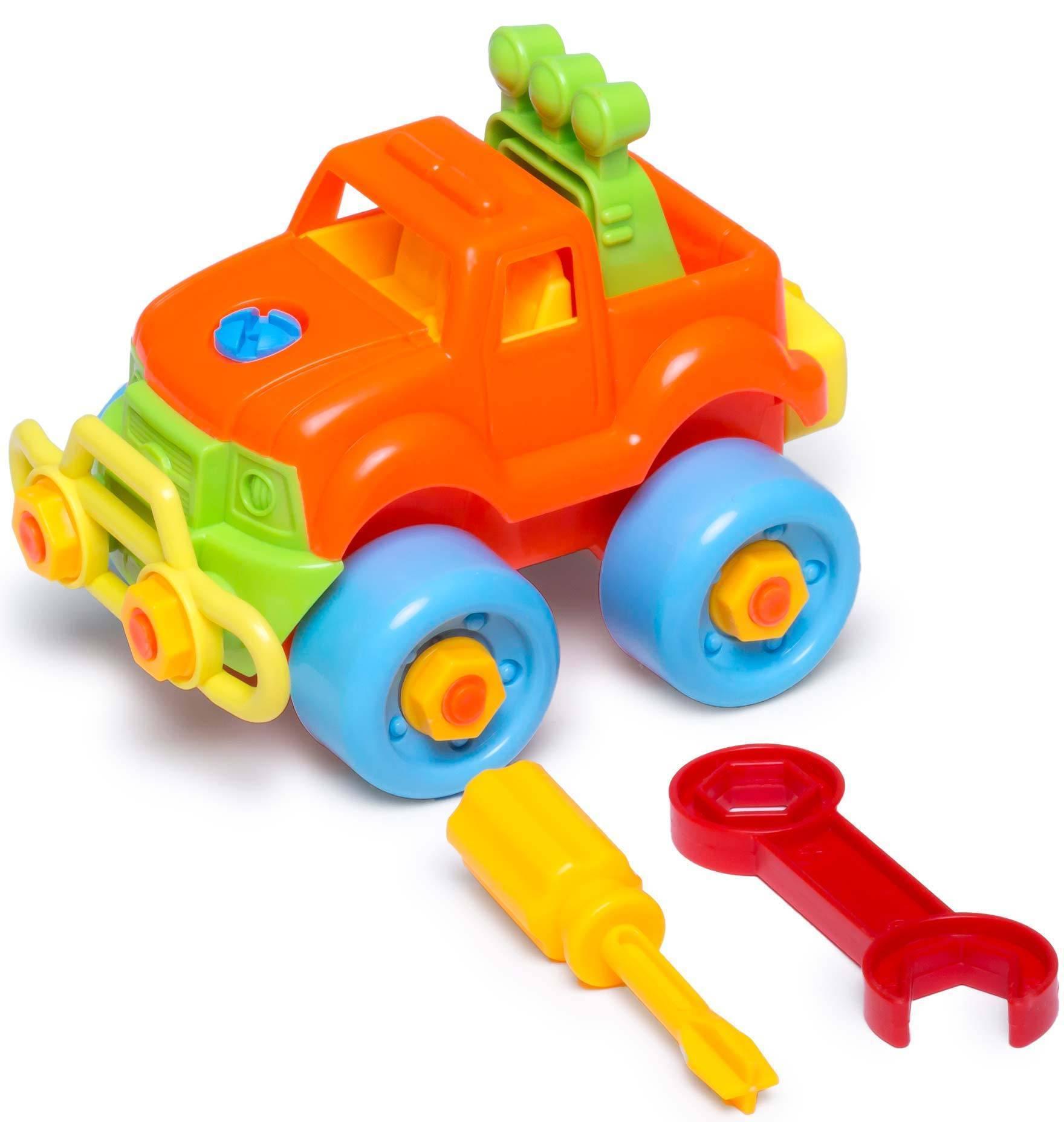 Конструктор ToysLab внедорожник (75080U).