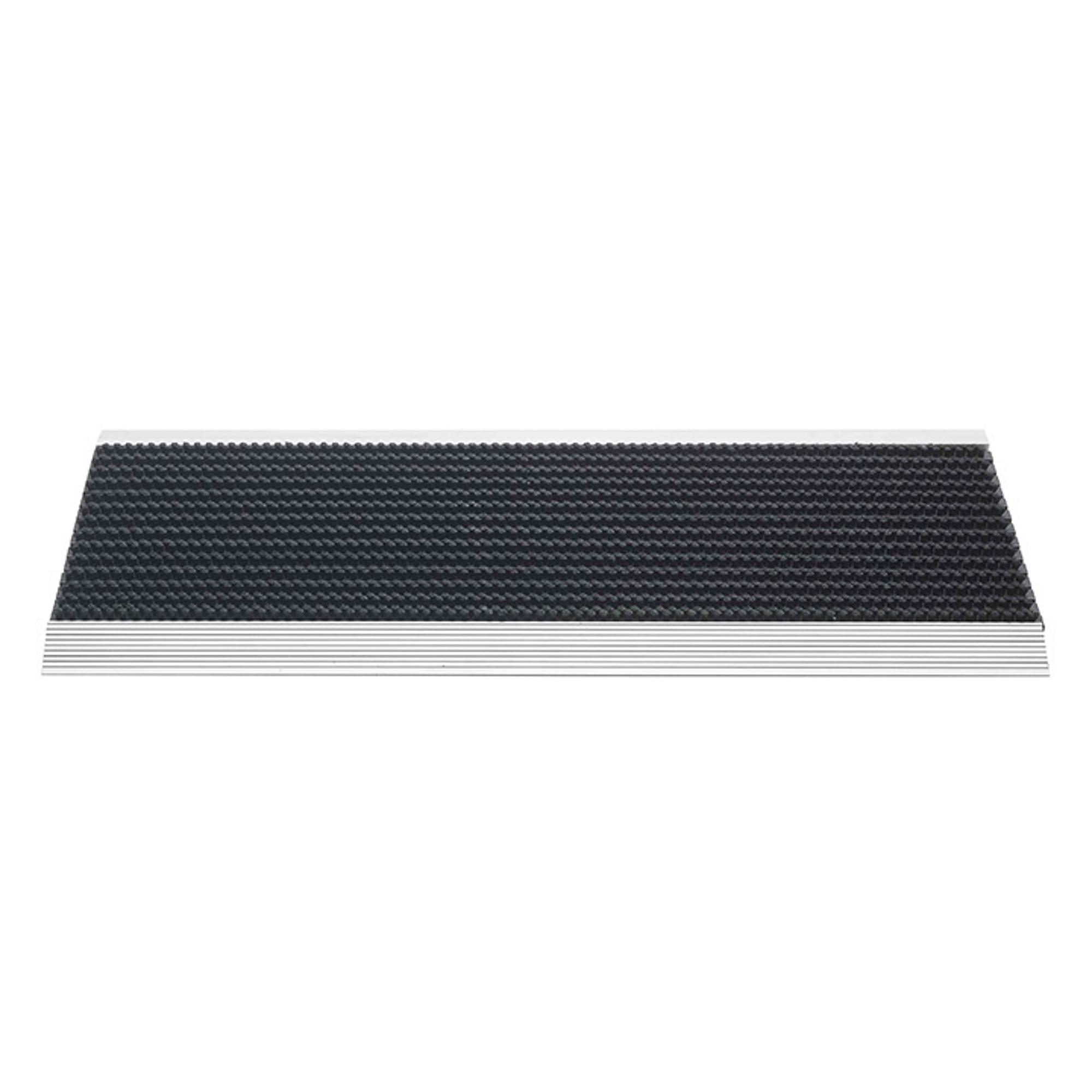 Коврик HAMAT 325 Outline черный 40x60 см фото