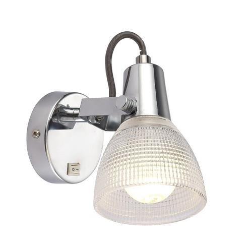 Фото - Светильник настенный Arte Lamp A1026AP-1CC светильник настенный arte lamp north a5896ap 1cc