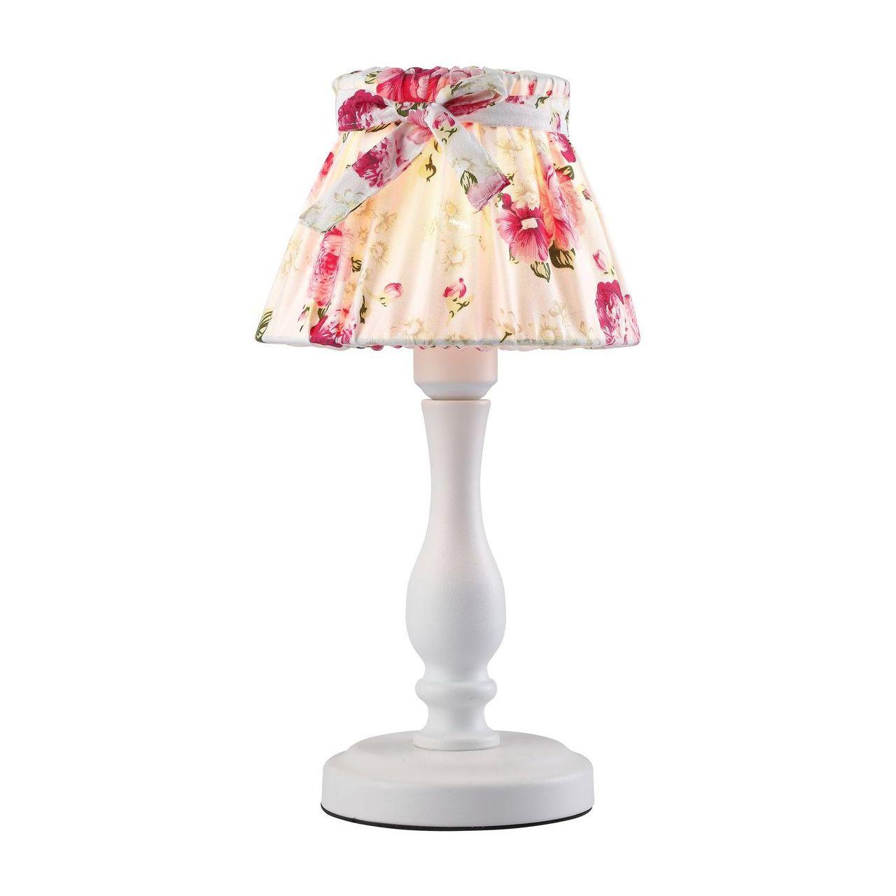 Настольная лампа Arte Lamp A7021LT-1WH настольная лампа arte lamp a2007lt 1wh