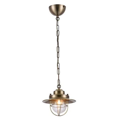 Светильник подвесной Arte Lamp A4579SP-1AB светильник arte lamp lanterna a4579sp 1ab