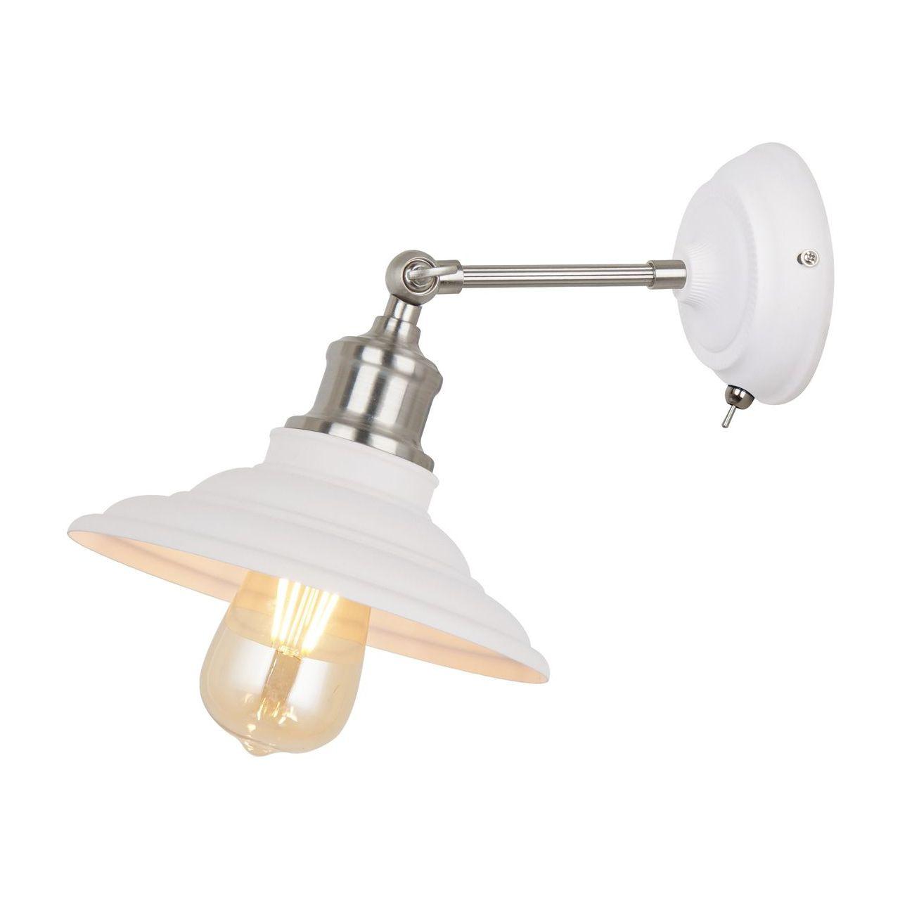 Спот Arte Lamp A5067AP-1WH спот arte lamp a5067ap 1bk
