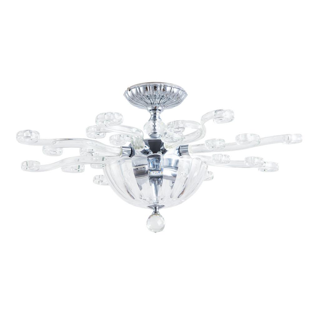 Фото - Светильник потолочный Divinare 8819/02 PL-3 светильник потолочный divinare 1308 02 pl 8
