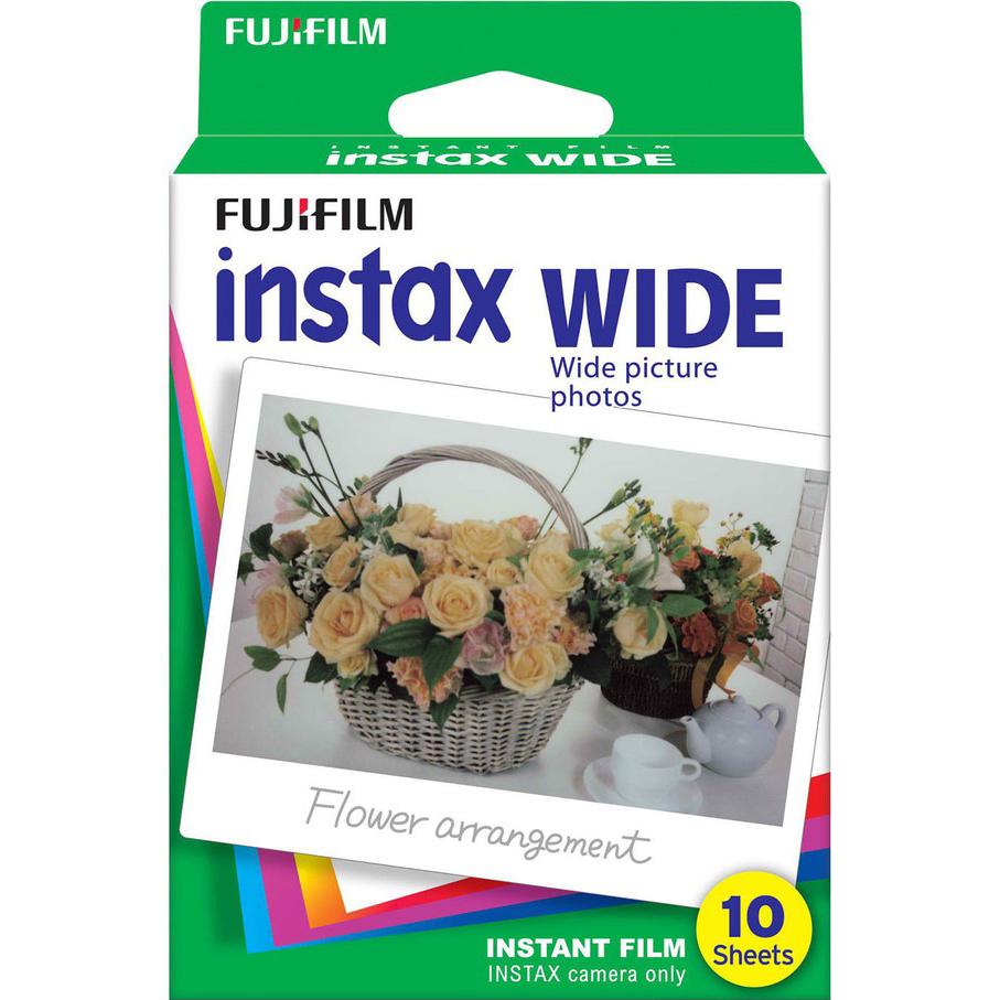 Фото - Фотопленка Fujifilm Instax Wide 10 автор не указан fantasieen auf einer reise durch gegenden des friedens