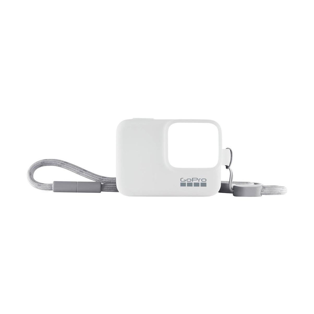 Чехол для камеры GoPro ACSST-002, белый аквабокс gopro aadiv 001 для hero5 6 black 60м