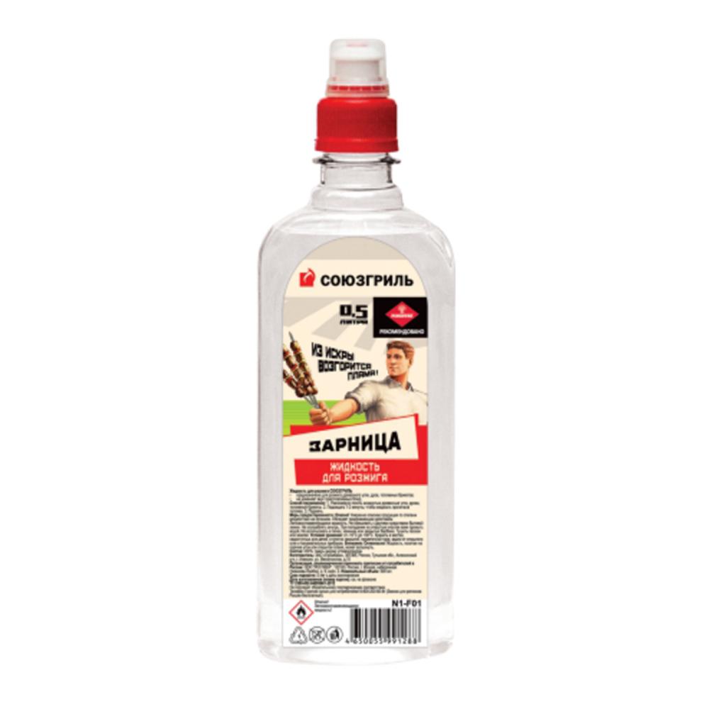 Жидкость для розжига Союзгриль Зарница 1 л недорого
