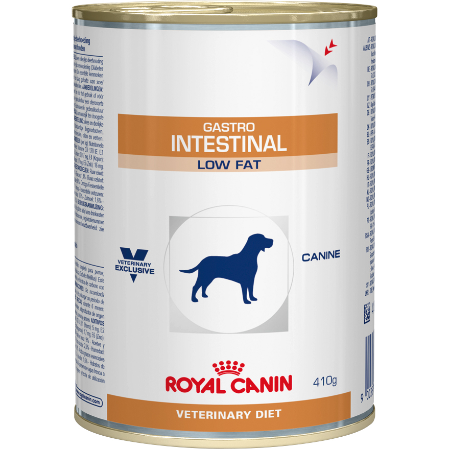 Корм для собак Royal Canin Gastro Intestinal Low Fat Caninel 410 г.