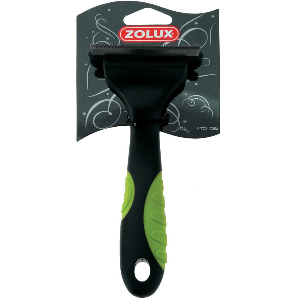 Щетка-триммер для собак Zolux Magic Brush.