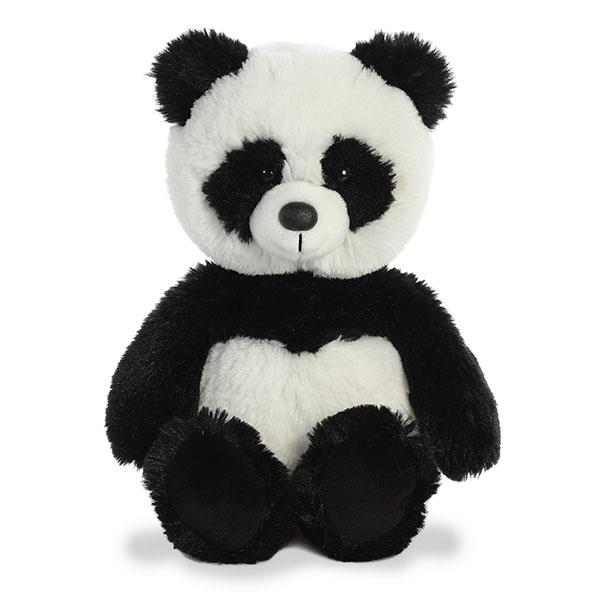Игрушка мягкая  Aurora Cuddly Friends Панда 30 см фото