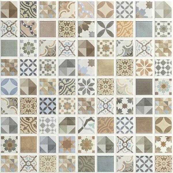Плитка Ribesalbes Provence СП697 1637 Multicolor 30х30 см