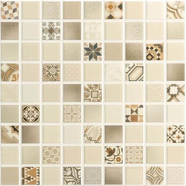 Плитка Ribesalbes Provence СП698 1635 Marfil 30х30 см