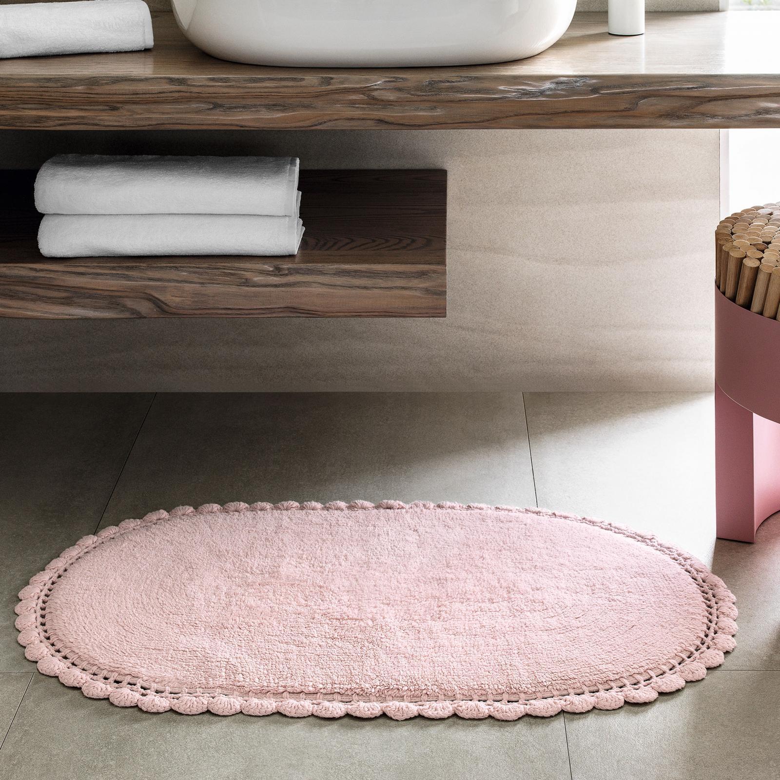 Фото - Коврик для ванной Togas Дорис розовое 60x90 коврик для ванной togas дорис розовое 60x90