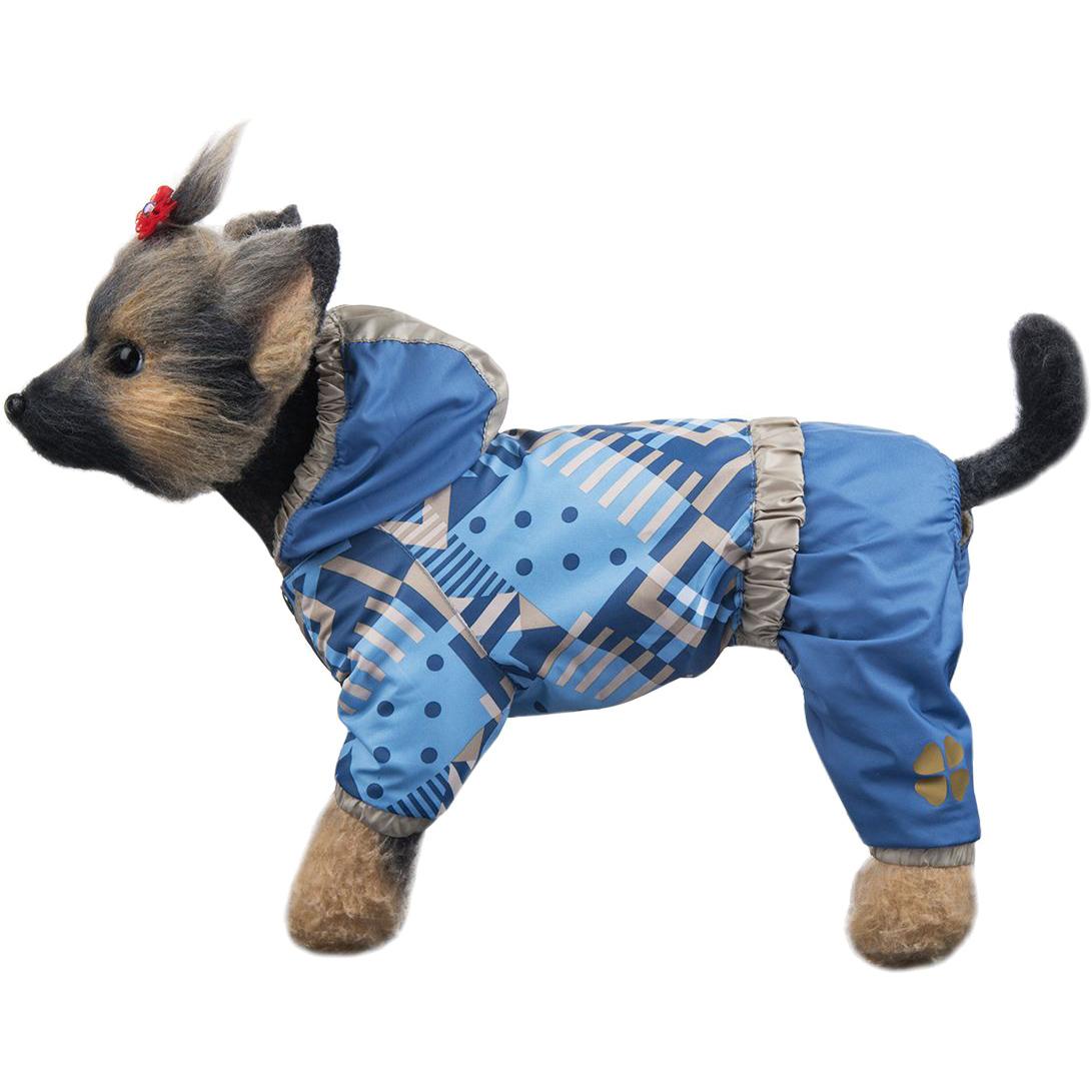 Комбинезон для собак DOGMODA Прогулочный унисекс размер 4 в ассортименте фото