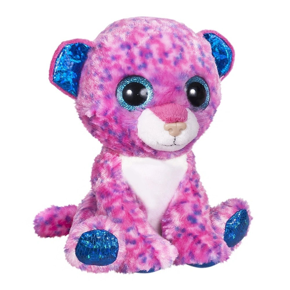 Фото - Мягкая игрушка Dream Makers Глазастик леопард 15 см dream makers кукла dream makers мой любимый малыш