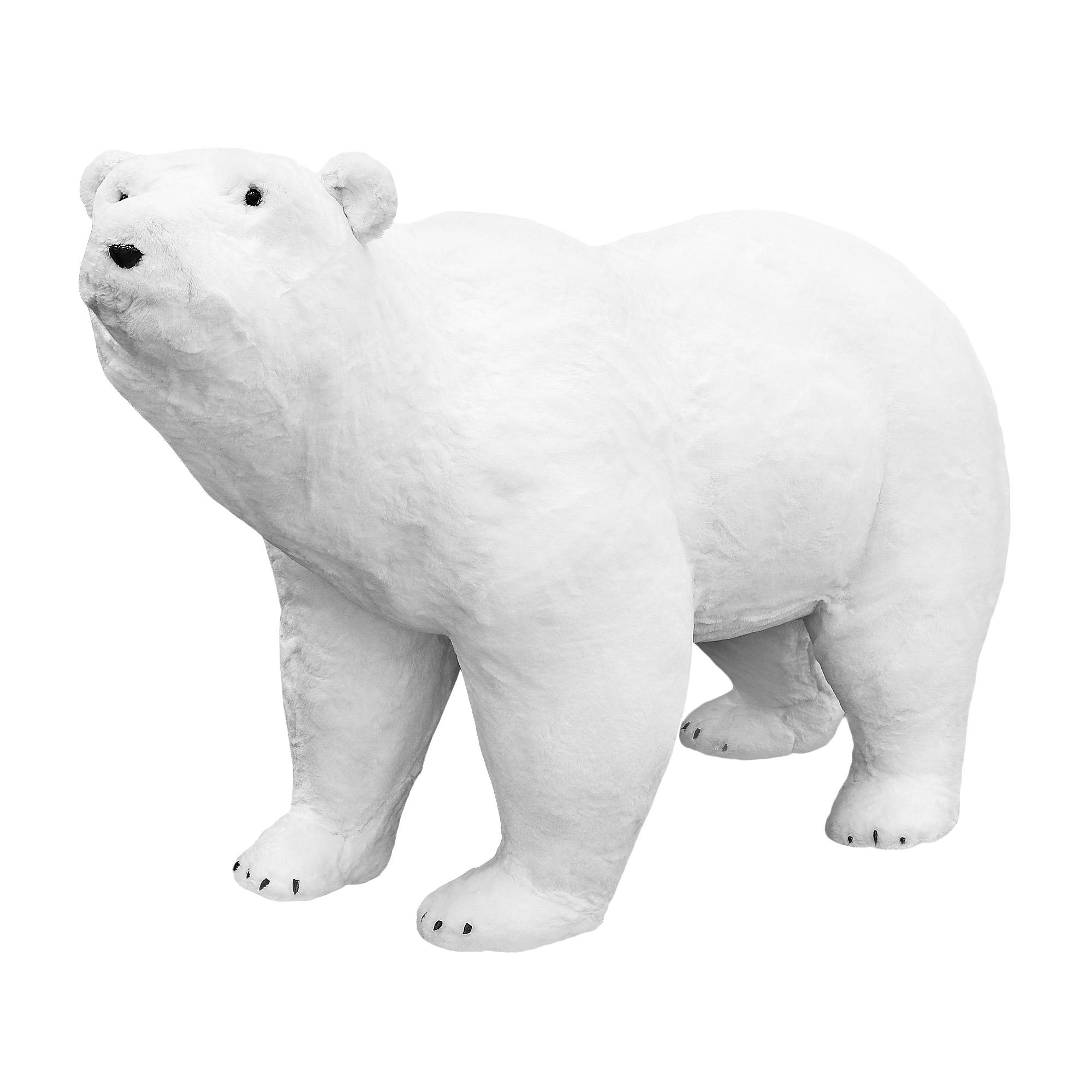 Фигурка декоративная Kaemingk медведь 145х58х89