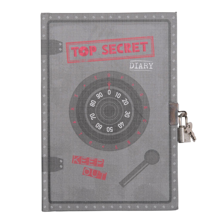 Личный дневник с замочком Tiger Tribe Совершенно секретно александр беловец дневник самоубийцы